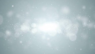 White Particles: Motion Graphics