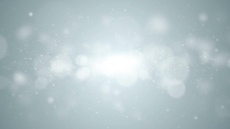 White Particles: Stock Motion Graphics