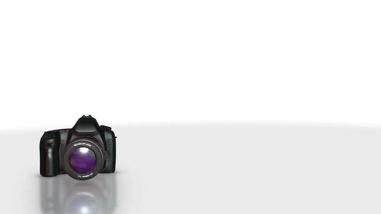Rotating Camera: Motion Graphics