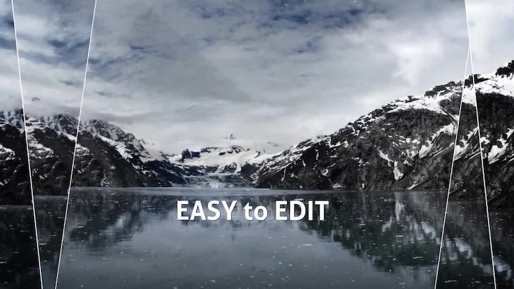 Photo Slideshow Parallax: After Effects Templates
