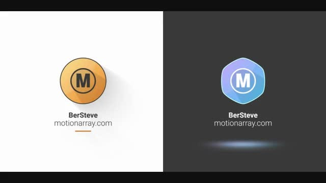 New Click Logo Reveal: After Effects Templates