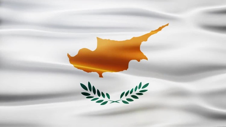 Cyprus Flag: Motion Graphics