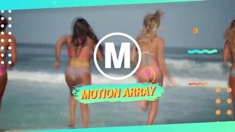 Bright Summer Slideshow: Premiere Pro Templates
