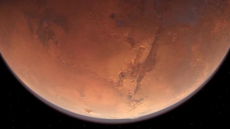 Mars: Motion Graphics
