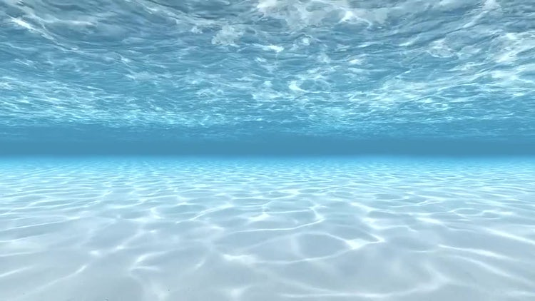 Diving Under Water: Motion Graphics