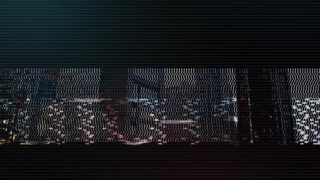 Glitched Slideshow: After Effects Templates