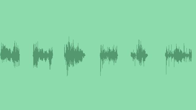 Futuristic Tech Elements: Sound Effects