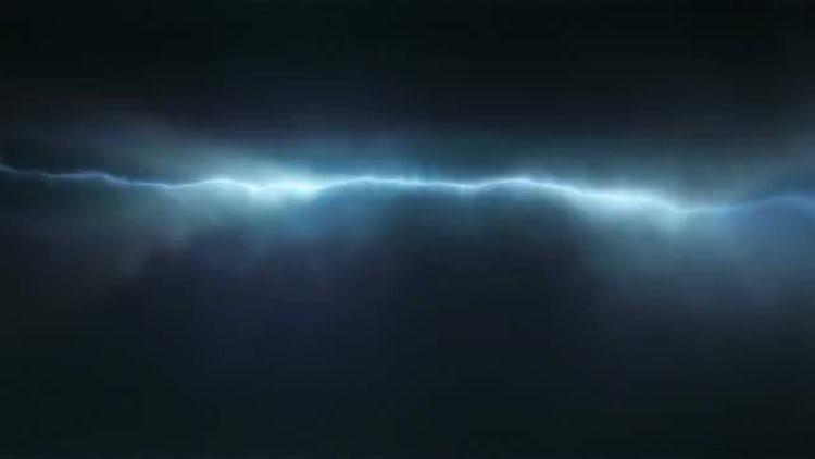 Lightning Bolts: Motion Graphics
