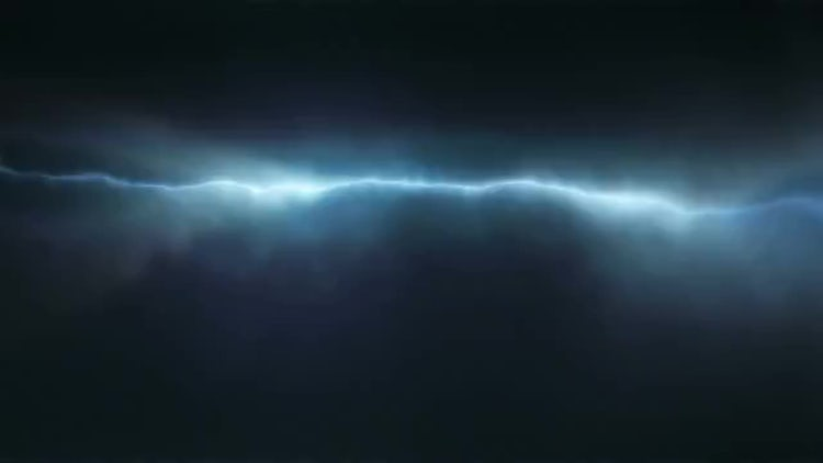 Lightning Bolts: Stock Motion Graphics