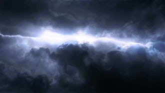 Lightning Storm: Motion Graphics