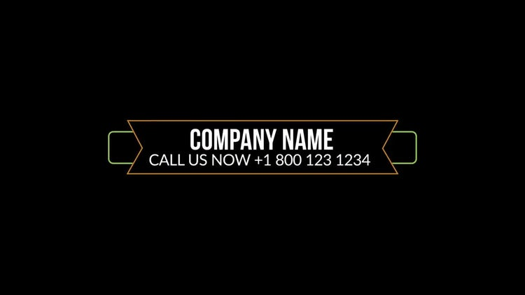 20 Elegant Corporate Titles: Motion Graphics Templates