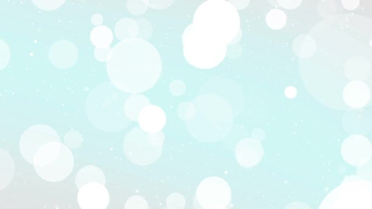 Pastel Particles: Stock Motion Graphics