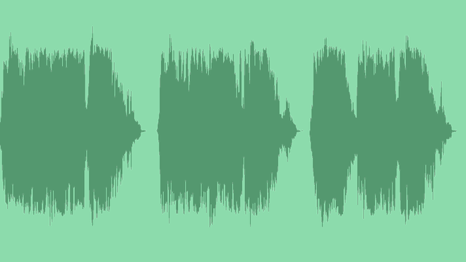 Trailer Hybrid Logo: Sound Effects