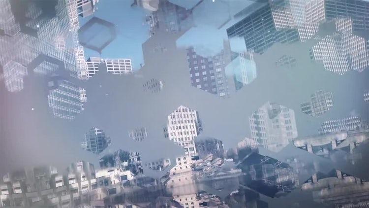 Hexagon Slide: After Effects Templates
