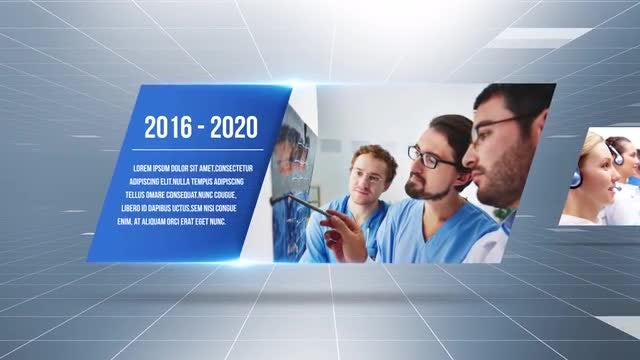Inspiring Corporate Timeline: After Effects Templates