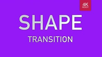 30 Shape Transition: Motion Graphics