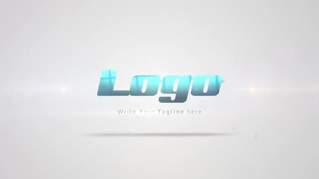 Elegant Twirl Logo: After Effects Templates