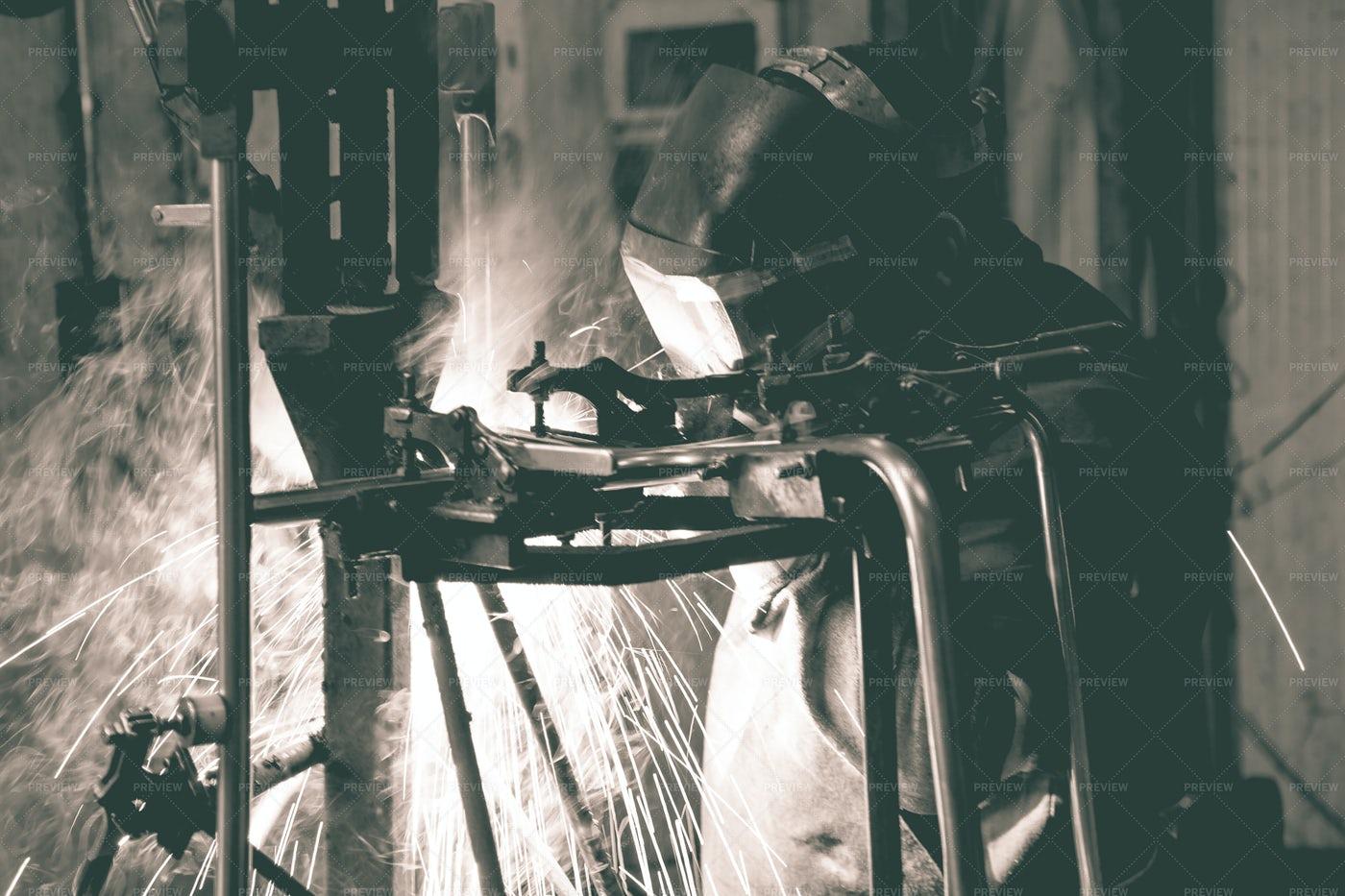 Welder: Stock Photos