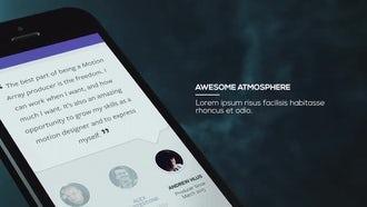 3D Phone App Promo: Premiere Pro Templates