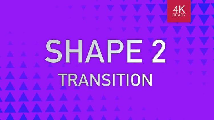 30 Shape Transition Pack 2: Stock Motion Graphics