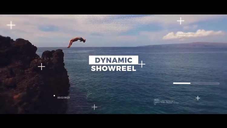 Sport Dynamic Opener: After Effects Templates