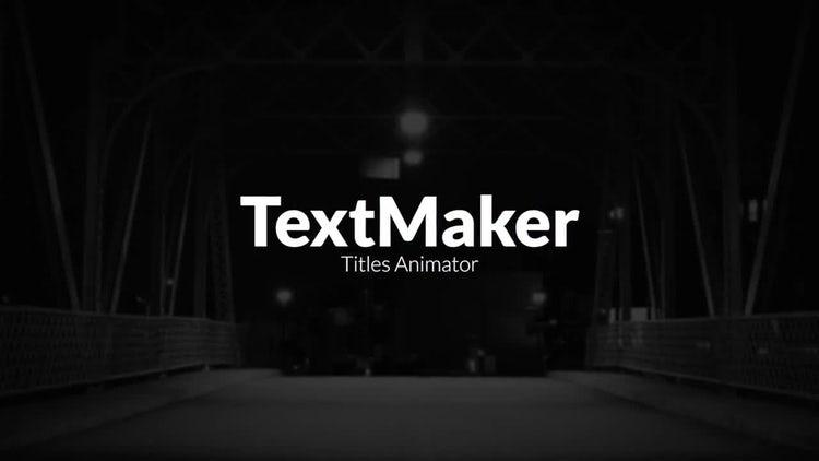 Titles Animator - Digital Glitch Edition: Premiere Pro Templates
