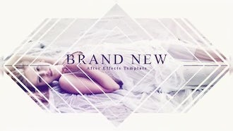 Dynamic Fashion Slideshow: After Effects Templates