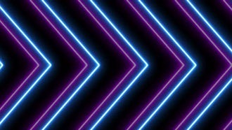Neon Lights Background: Motion Graphics