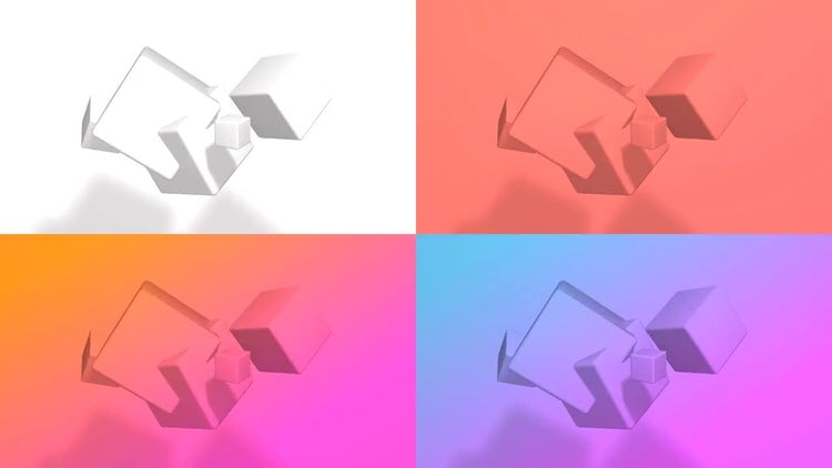 3D Drawing Logo Reveal: After Effects Templates