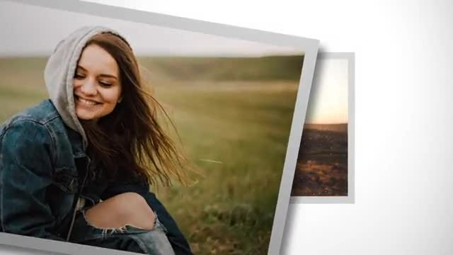 Photo Logo Opener: After Effects Templates