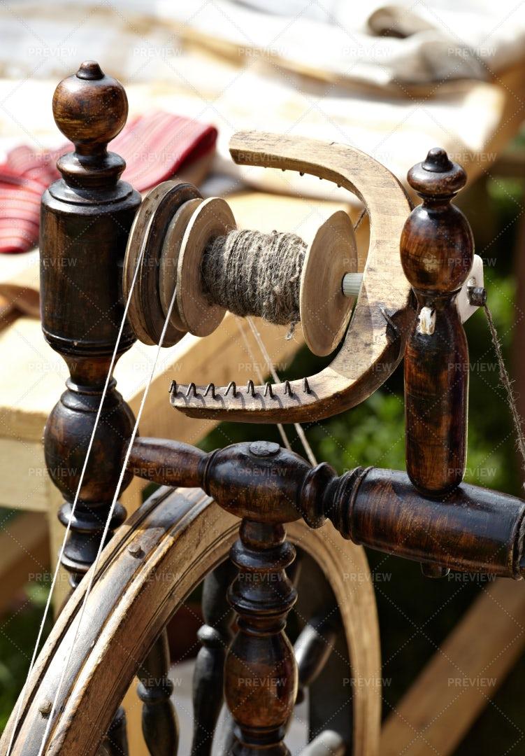 Weaving Loom: Stock Photos