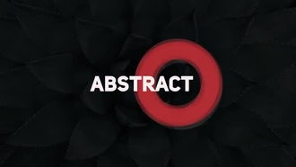 Abstract Titles 2: After Effects Templates