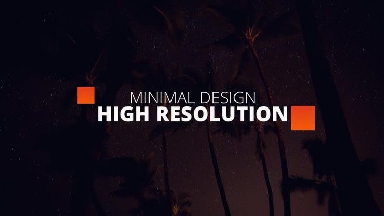 14 Colorful Titles: After Effects Templates