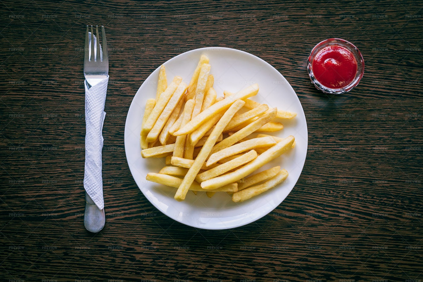 French Fries: Stock Photos