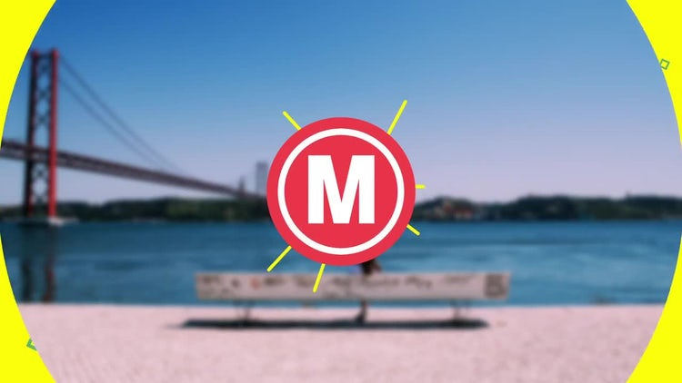 Transition Logo Opener: After Effects Templates