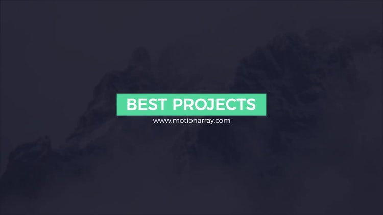 15 Modern Titles: After Effects Templates