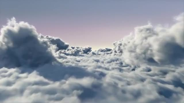 Clouds: Stock Motion Graphics