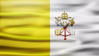 Vatican Flag: Motion Graphics