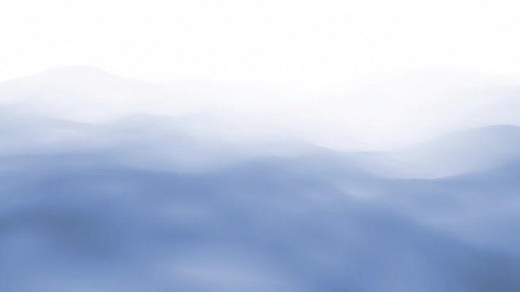 Fluffy Fog: Stock Motion Graphics