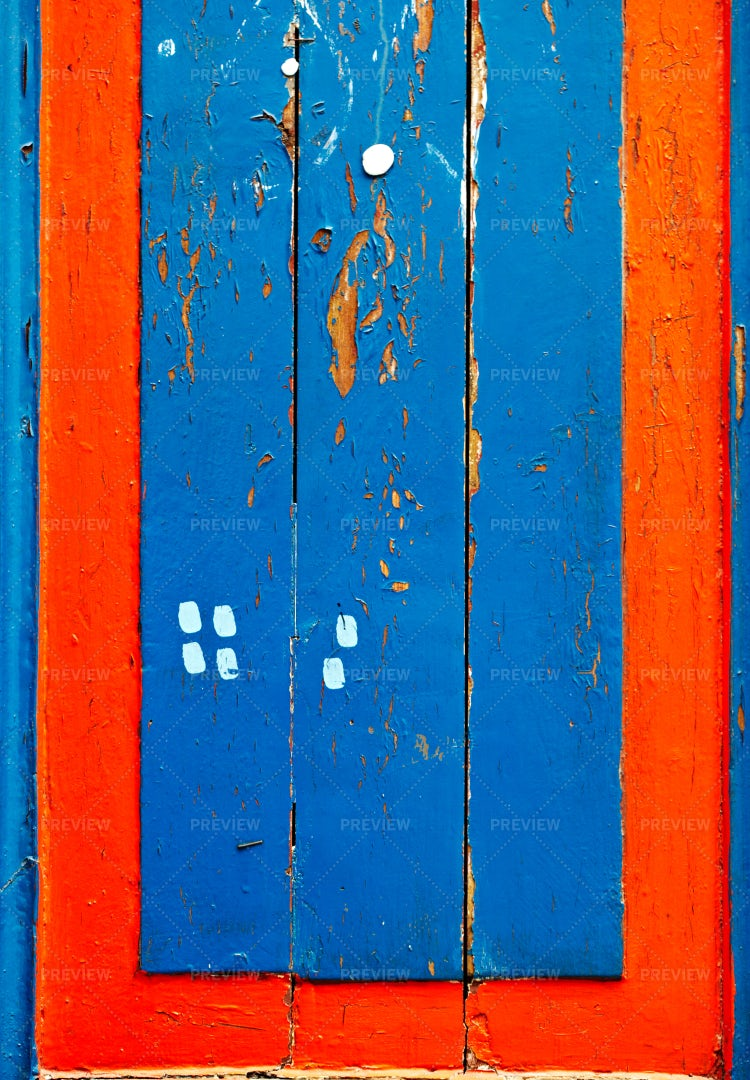 Colorful Wooden Board: Stock Photos