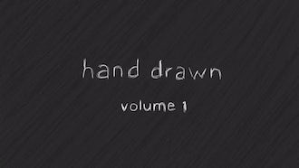 Hand Drawn V1: After Effects Templates