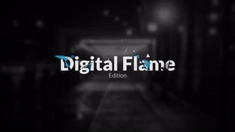 Titles Animator - Digital Flame: Premiere Pro Templates