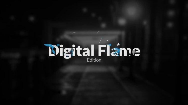 Titles Animator - Digital Flame: Premiere Pro Templates