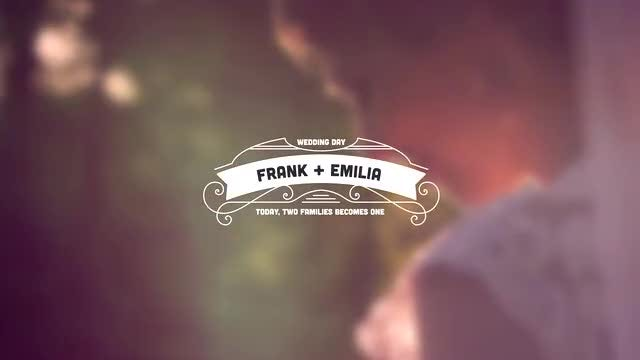 Wedding Titles Vol 2: After Effects Templates