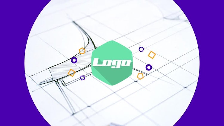 Simple Trainsition Logo: After Effects Templates