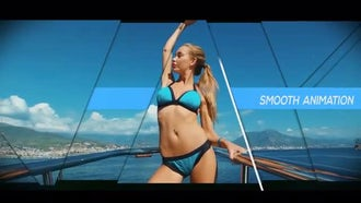 Elegant Summer Opener: After Effects Templates