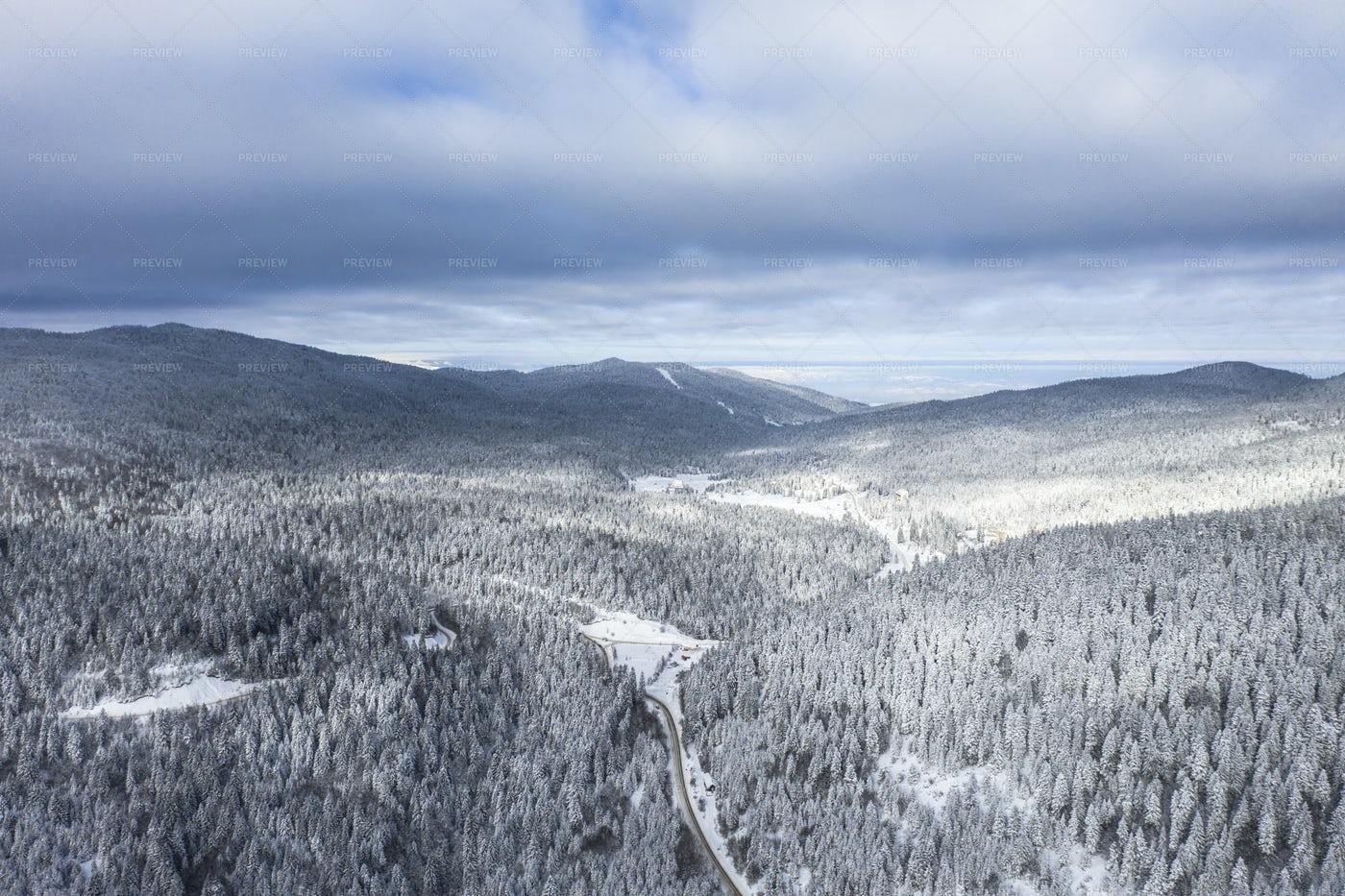 Mount Bjelasnica: Stock Photos