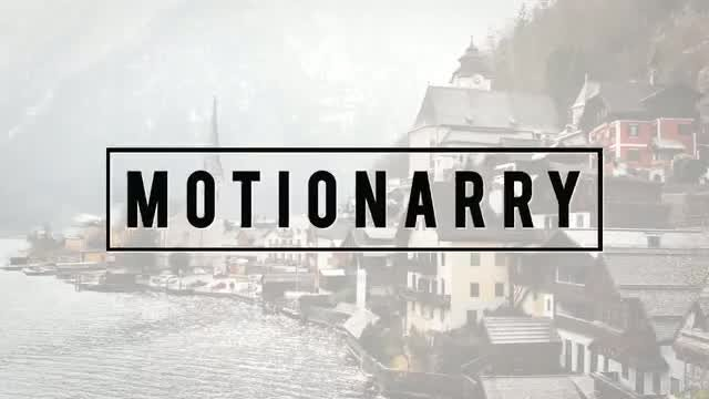 Dynamic Photo Typography: After Effects Templates