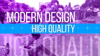 Urban Dynamic Opener: After Effects Templates