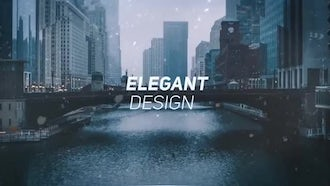 The Parallax Slideshow: After Effects Templates